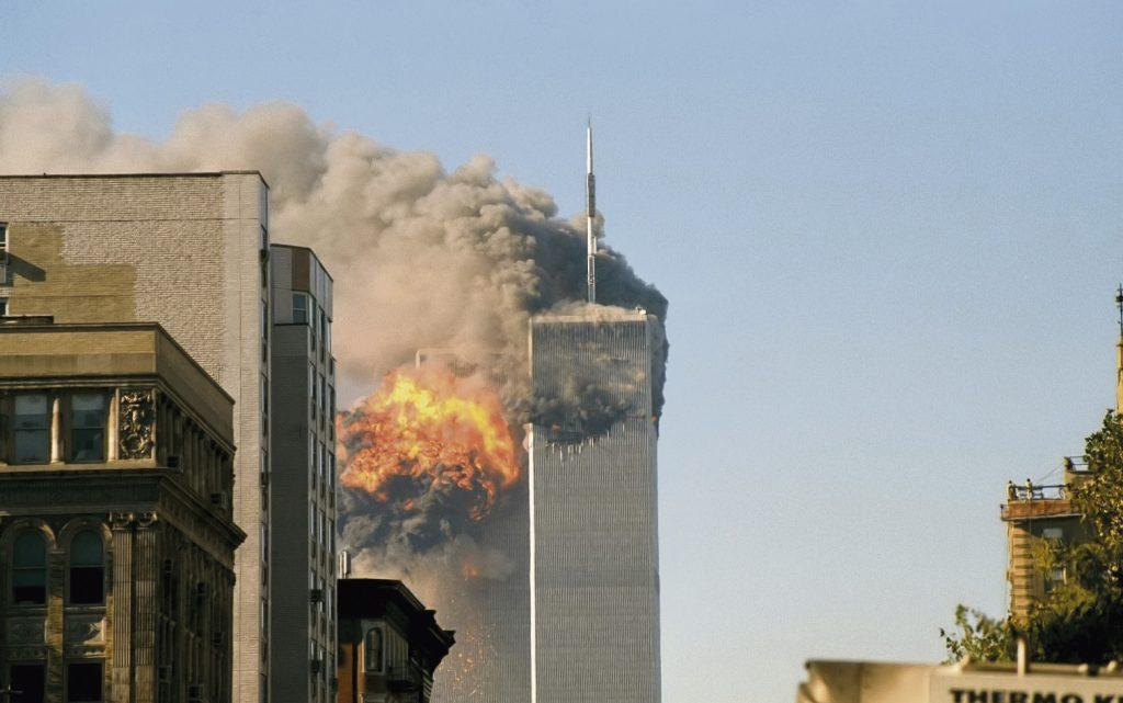 World Trade Center 9.11.2011. Kuva: Robert J. Fisch, Wikimedia Commons