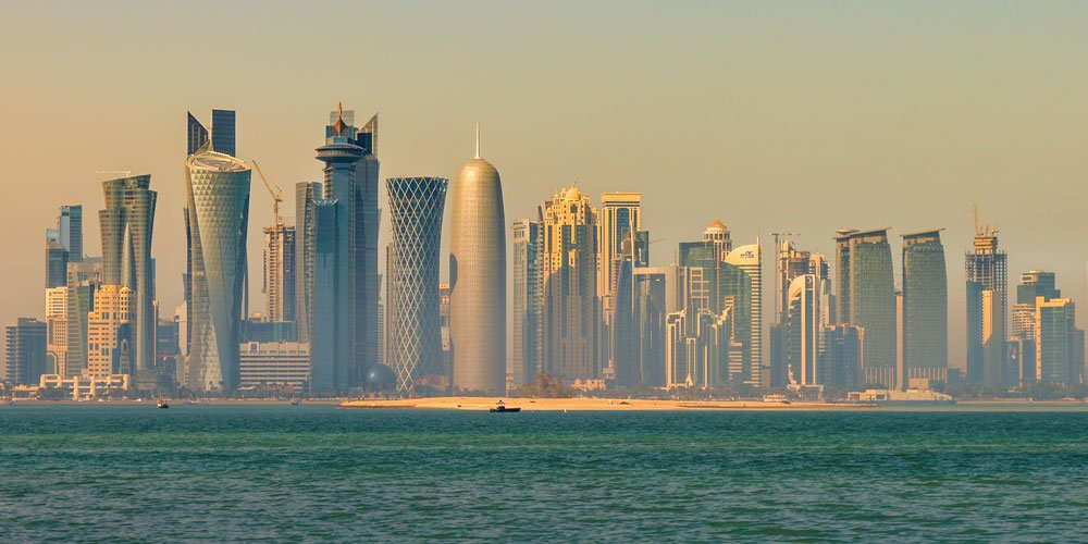 doha_skyline_in_the_morning_12544910974