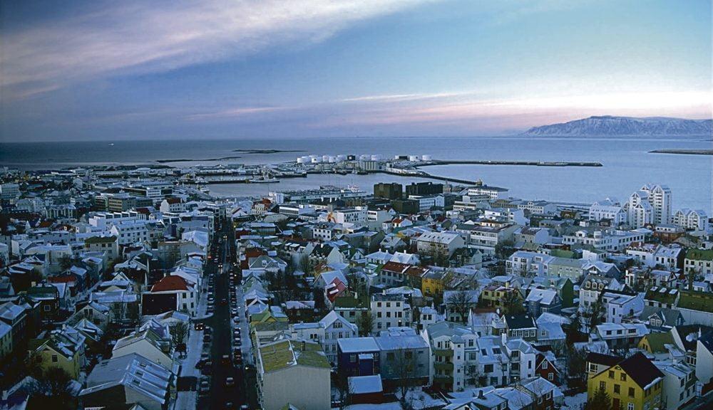 Reykjavik.  Kuva: Andreas Tille,  Wikimedia Commons