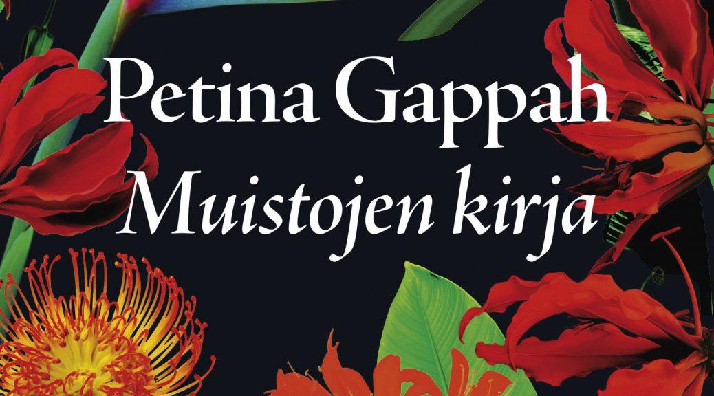 petina_gappah_muistojen_kirja