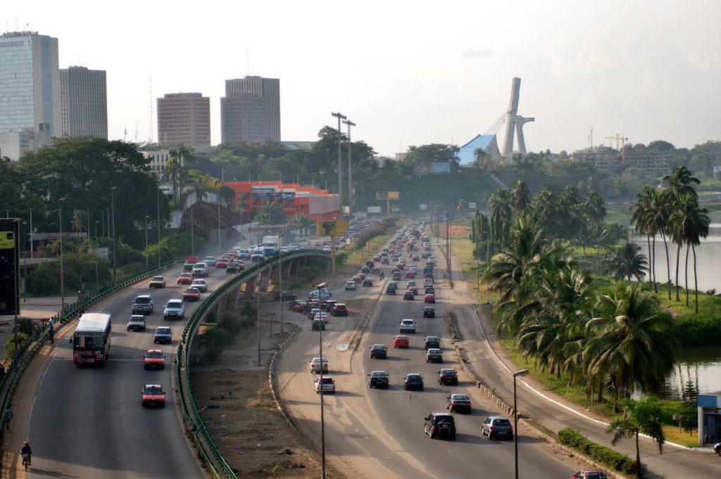 Abidjan, Norsunluurannikko.  KUVA: FR.ZIL, WIKIMEDIA COMMONS