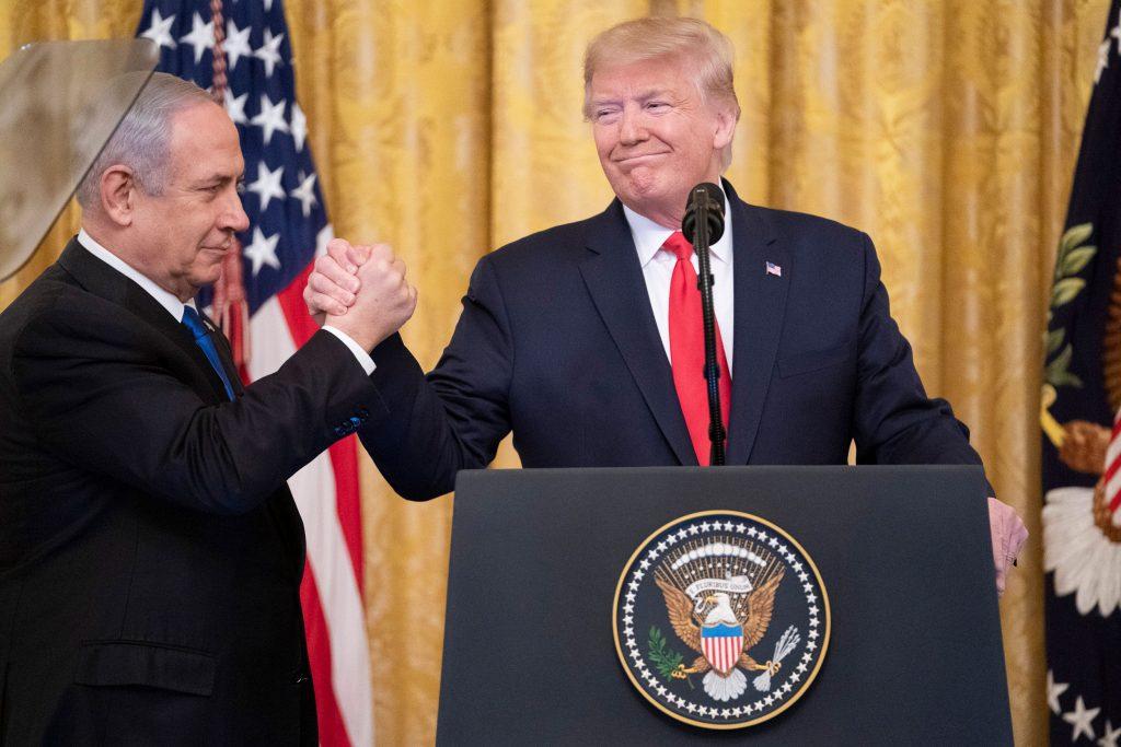 Israelin ja  Palestiinan rauhansuunnitelma on pikemminkin sotasuunnitelma