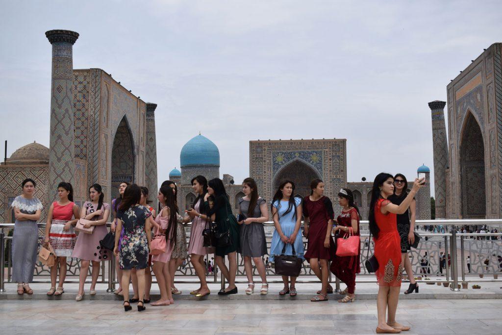 Keski-Aasia etsii uutta suuntaa