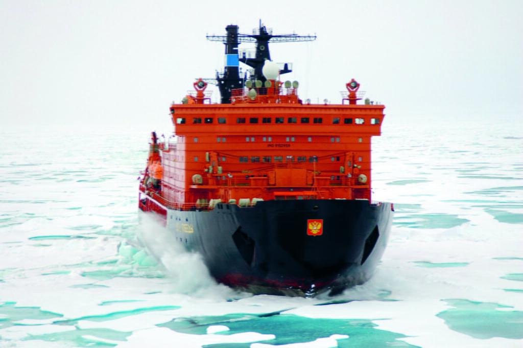 Napameriä valtaamassa: jäänmurtajien geopolitiikkaa