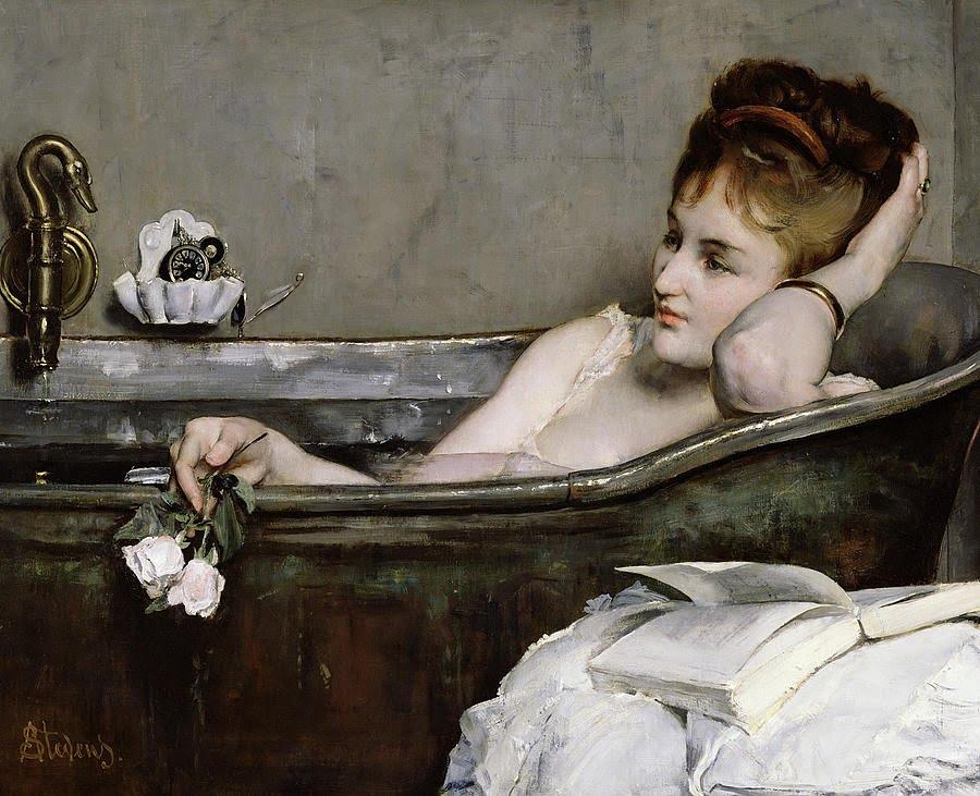 Nuori nainen ja parfyymiteollisuuden kiehtova historia –1800-luvulla hygienia ja tuoksut olivat ristiriitaisten määräysten riepoteltavina