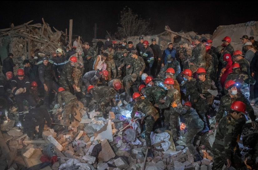 Vuoristo-Karabah  –Etnisestä konfliktista geopoliittiseksi selkkaukseksi