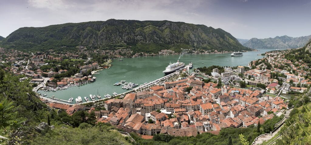 Identiteettihuumaa Montenegrossa