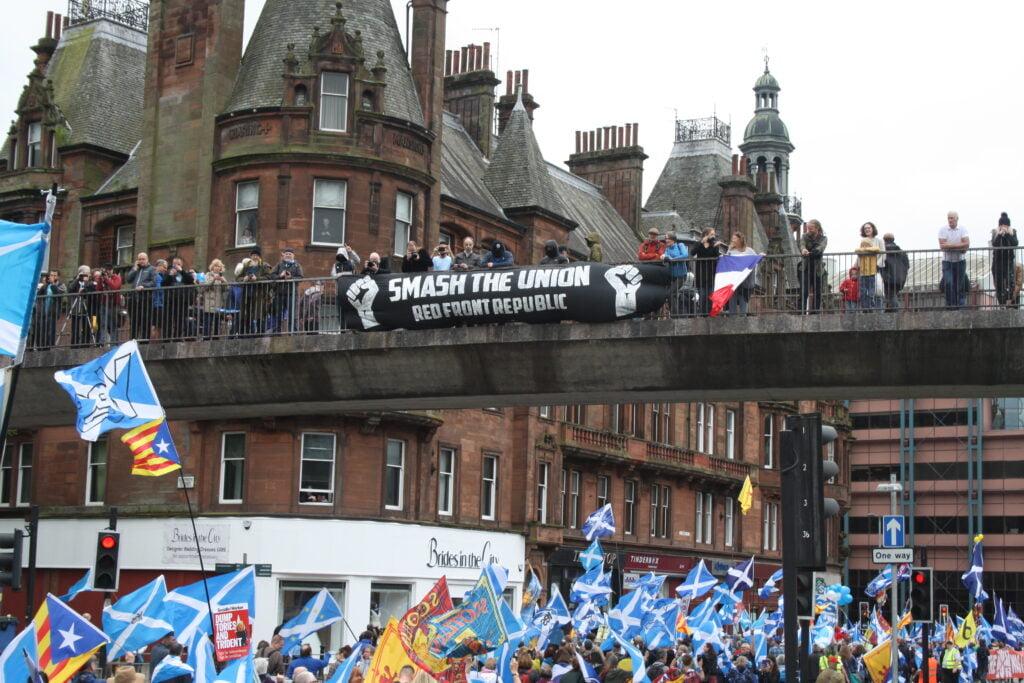 Onko Skotlanti lähempänä itsenäisyyttä?